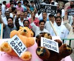 Punjab distributors' protest