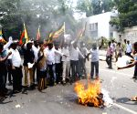 Protests near Rajinikanth's house, security beefed up