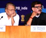 64th National Film Awards - press conference