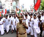 Opposition-called Kerala shutdown affects normal life