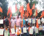 United Hindu Front's demonstration