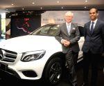 : (171016) Hyderabad: Roland Folger inaugurates luxury car dealership showroom