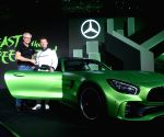 Mercedes-Benz launches AMG GT Roadster and AMG GT R in India
