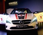 Mercedes launches CLA 200, CLA 200 d Sport, CLA 200 sport