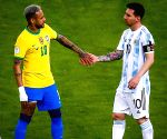 Champions League: Messi,