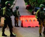 ISRAEL METULA LEBANON BORDER SITUATION HEZBOLLAH