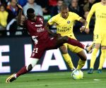 FRANCE-METZ-FOOTBALL-LIGUE 1-METZ VS PARIS SAINT GERMAIN