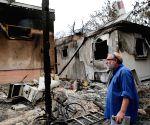 ISRAEL MEVO MODI'IM FIRE