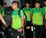 FIFA U17 WC - Mexican players arrive