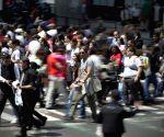 Mexico City: International Pedestrian Day