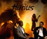 Mexico City:  U.S. actor Dwayne Johnson promote his new movie Hercules