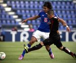Mexico City: Cruz Azul v/s Alajuelense