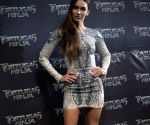 "Mexico City: Megan Fox promote the movie ""Teenage Mutant Ninja Turtles"""