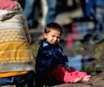 Mexico City Migration Central America U.S.