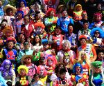 MEXICO-MEXICO CITY-CLOWN CONVENTION