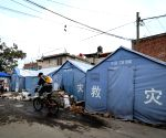 MEXICO MEXICO CITY CHINA COMMEMORATION EARTHQUAKE
