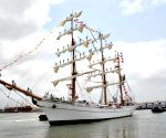 Mexico Naval Ship ARM Cuauhtemoc