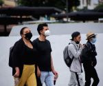 'Mexico's pandemic-hit economy could shrink nearly 9 % in 2020'