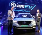 MG Motor unveils MG ZS Electric SUV