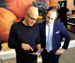 Satya Nadella spotted using upcoming Microsoft Surface Duo