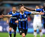 ITALY-MILAN-SOCCER-SERIE A-INTER MILAN VS LECCE