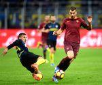 ITALY-MILAN-SERIE A-INTER MILAN VS ROMA