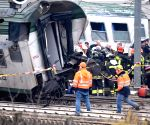 ITALY MILAN ACCIDENT TRAIN
