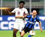 Serie A: Inter Milan up to second after win over Torino