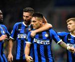 ITALY-MILAN-SOCCER-UEFA CHAMPIONS LEAGUE-INTER VS DORTMUND