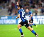 ITALY MILAN SOCCER SERIE A INTER VS PARMA