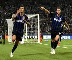 ITALY MILAN UEFA CHAMPIONS LEAGUE INTER HOTSPUR