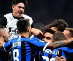 ITALY-MILAN-SOCCER-SERIE A-AC MILAN VS INTER MILAN