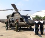PHILIPPINES PASAY CITY PAF NEW HELICOPTERS
