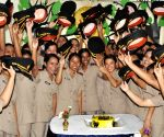 Military Nursing Students' commissioning ceremony