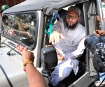 MIM chief and Hyderabad MP Asaduddin Owaisi the court dismissed his petition