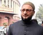 Arrest Yogi for creating hatred, demands Owaisi