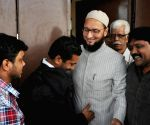 MP Asaduddin Owaisi was released on bail