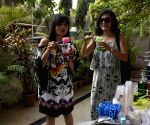 Mini Mathur, Maria Goretti and others at Payal Singhal print Bazaar collection launch