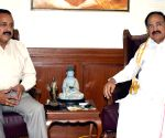 Jitendra Singh meets Venkaiah Naidu