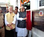 Inauguration of Police Station at South Avenue