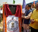Kiren Rijiju inaugurates giant national tri-colour flag