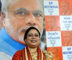 Debasree Chaudhuri's press conference