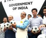 FIFA Under-17 World Cup - promotion - Vijay Goel