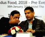 Indus Food' - press conference