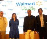 Walmart Vriddhi logo unveiled