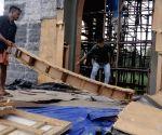 'Minnal Murali' set vandalised, makers initiate legal proceedings