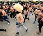 BELARUS-MINSK-REAL MAN RACE