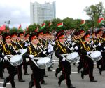 BELARUS-MINSK-INDEPENDENCE DAY PARADE
