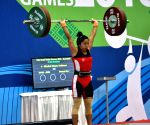 Weightlifter Mirabai qualifies for Olympics