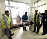 PAKISTAN EARTHQUAKE TREATMENT